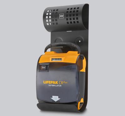 Physio Control Lifepak CR Plus & Express AED wall mount bracket