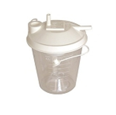 800ml Disposable Collection Canister without tubing (qty 6)