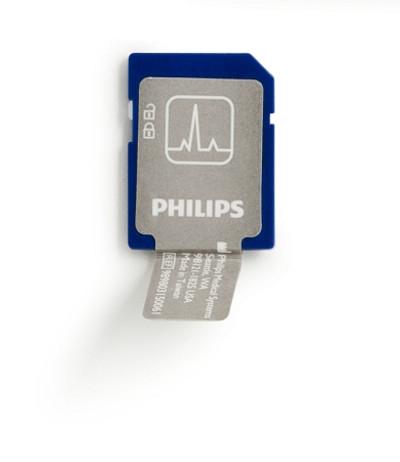 Philips HeartStart FR3 Data Card 989803150061