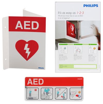 AED Signage Bundle