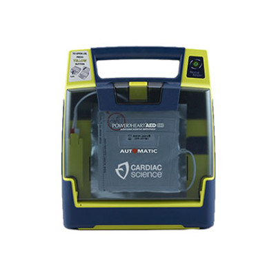 Cardiac Science Powerheart AED G3 Plus 9390A-1001P