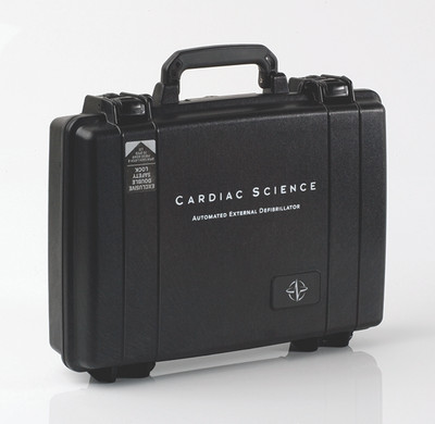 Cardiac Science Watertight Carrying Case 9157-004