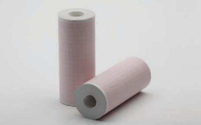 Strip chart recorder paper, 100mm 2rolls/bx  (1-23) 11240-000016
