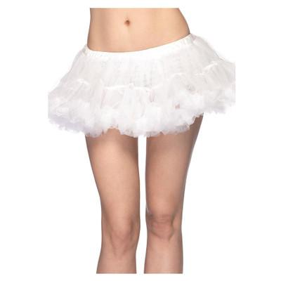 Puffy Chiffon Mini Petticoat