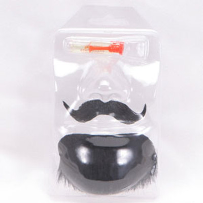Arabian/Amigo Moustache Beard Set