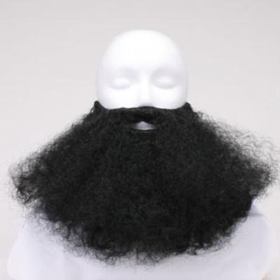 Curly Beard