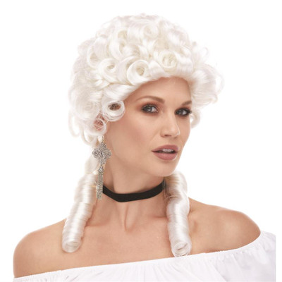 Marie Antoinette Wig Alternate