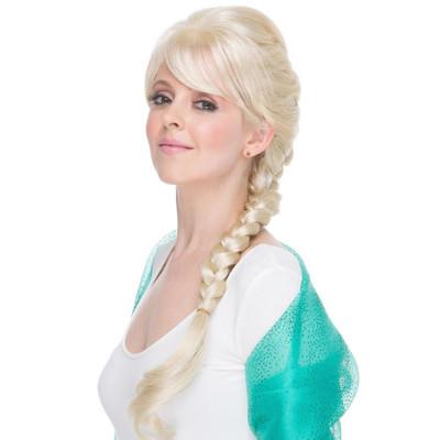 Ice Queen Wig