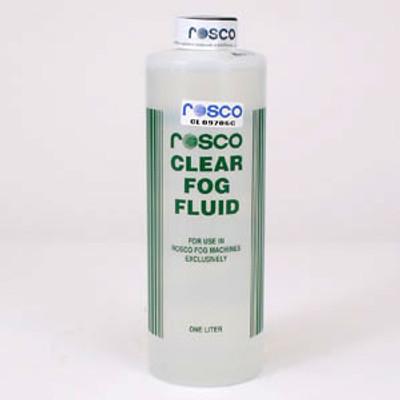 Rosco Clear Fog Fluid