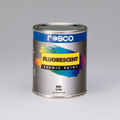 Rosco Fluorescent Paint