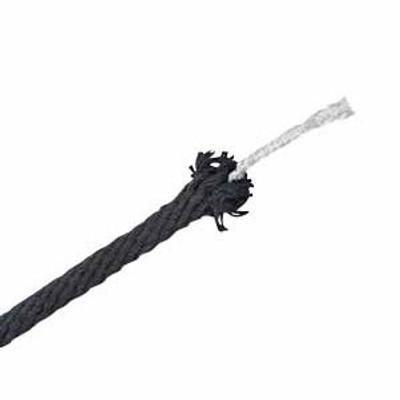 """ADC 3/8"""" Black Sash Cord"""