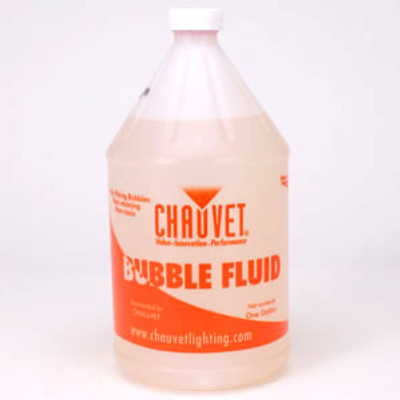 CHAUVET DJ Bubble Fluid-1 Gallon