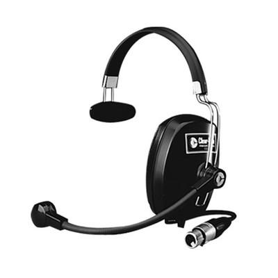 Clear-Com Economy Single Ear Headset CC-40