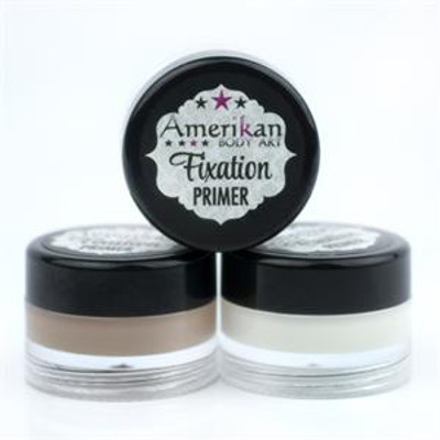 Fixation Primer for Powders