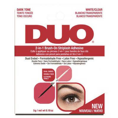 Duo 2 in 1 Brush-On Adhesive