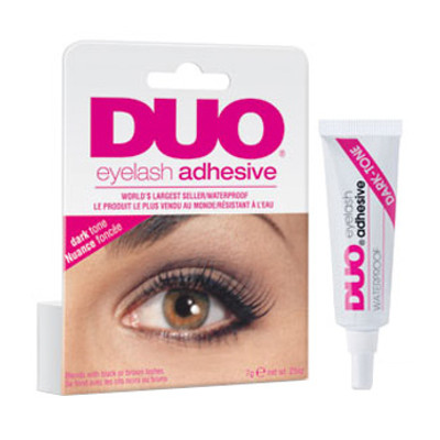 Duo Striplash Dark Adhesive