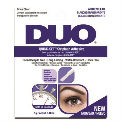 Duo Quick Set Adhesive - Clear
