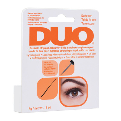Duo Brush-On Lash Dark Adhesive