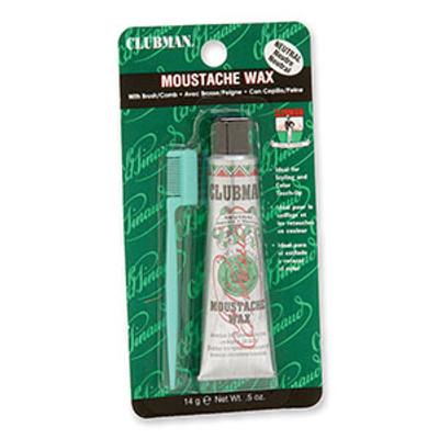 Clubman Moustache Wax