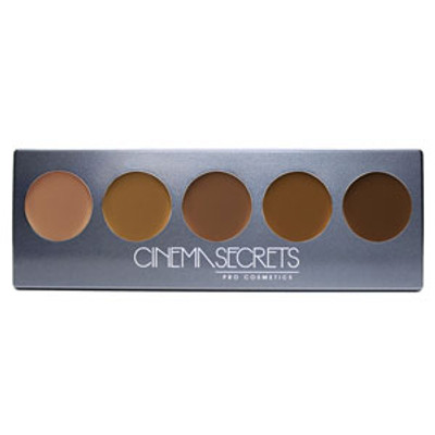Cinema Secrets Ultimate Foundation 5-In-1 Pro Palette #100