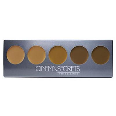 Cinema Secrets Ultimate Foundation 5-In-1 Pro Palette #200