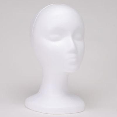 Styrofoam Block with Face