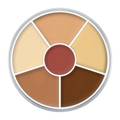 Kryolan Dermacolor Concealor Wheel