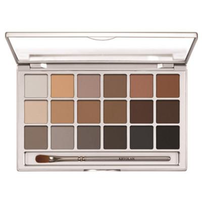 Kryolan 18 Color Eye Shadow Palette - Variety 3