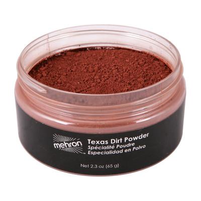 Mehron Speciality Powder - Texas Dirt