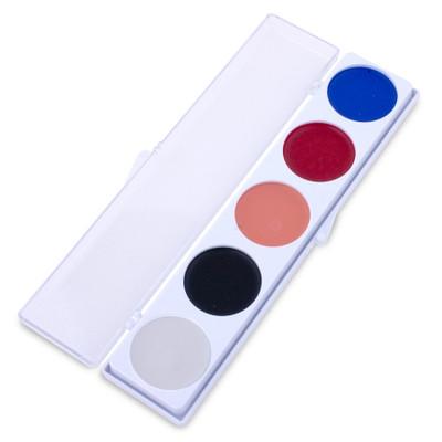 Mehron Clown Makeup Palette