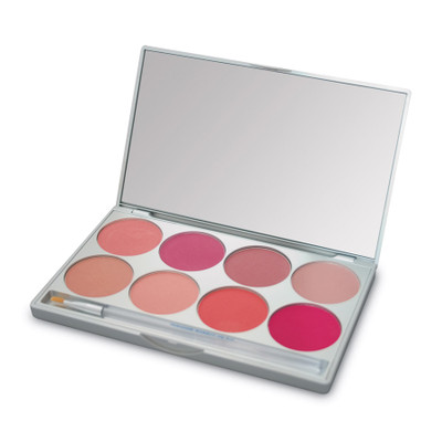 Mehron Cheek Powder 8 Color Palette