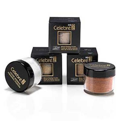Mehron Celebre Pro HD Loose Mineral Finishing Powder
