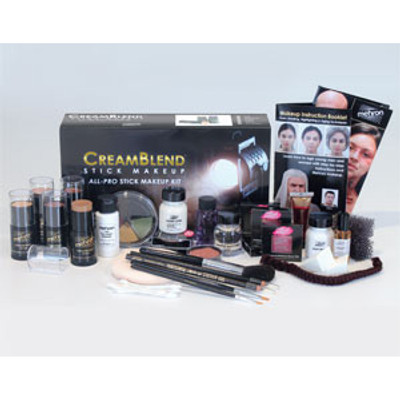 Mehron All Pro CreamBlend Stick Kit