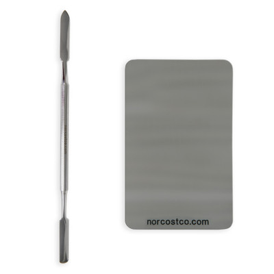Norcostco Artist Set of Palette and Spatula