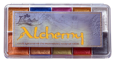 Skin Illustrator Alchemy Palette