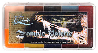 Skin Illustrator Zombie Palette