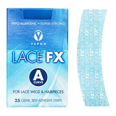 """Lace FX Adhesive Strips - 3"""" A-Curve"""