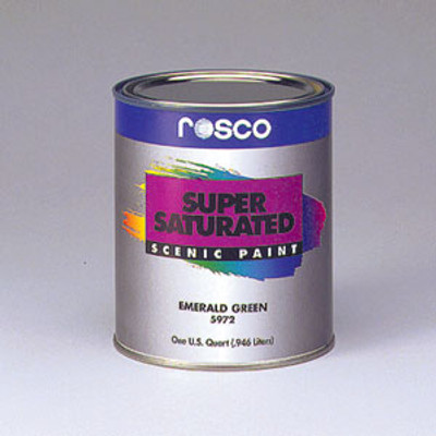 Rosco Supersaturated Scenic Paint - White and Black