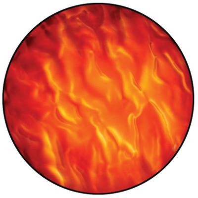 Red Ripple - Rosco ColorWave #33101