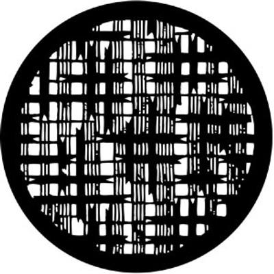 Squares - Rosco Gobo #77524