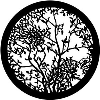Leafy Branches 2 - Rosco Gobo #79107