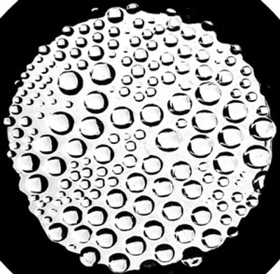 Foam Bubbles - Rosco Image Glass #33625