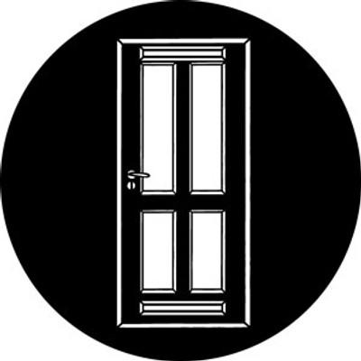 Classic Door - Rosco Gobo #76568