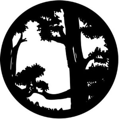 Forest Top - Rosco Gobo #77205