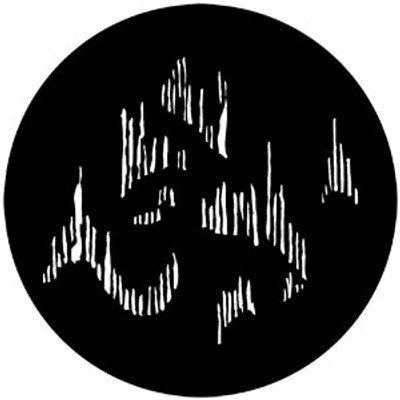 Streaks - Rosco Gobo #77351