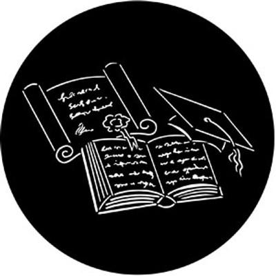 Academia - Rosco Gobo #77429