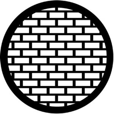 Bricks - Rosco Gobo #77527