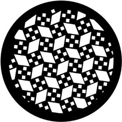 Mosaic - Rosco Gobo #77914
