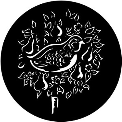 Partridge - Rosco Gobo #78019