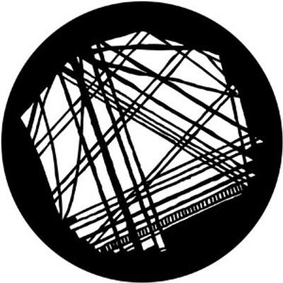 Random Lines - Rosco Gobo #78023